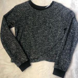 Fabletics sweater crop